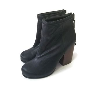 New Jeffrey Campbell Rumble boots leather sz 9M